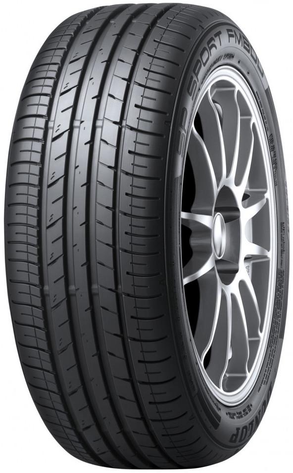 Комплект шин Dunlop SP Sport FM800 195/45 R16 84V (Л)