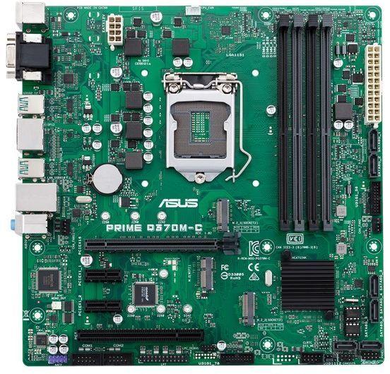 Материнская плата Asus Prime Q370M-C LGA1151v2