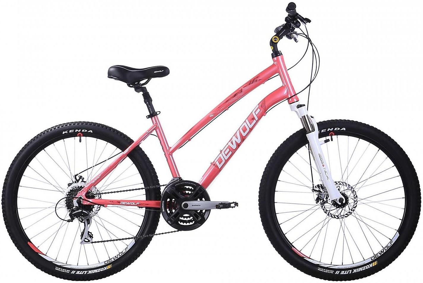 """Велосипед Dewolf Forest Pink 26"""""""