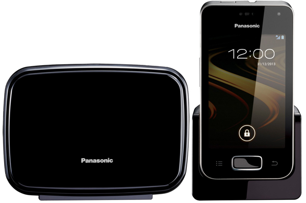 Радиотелефон Panasonic KX-PRX120RUW Whi…
