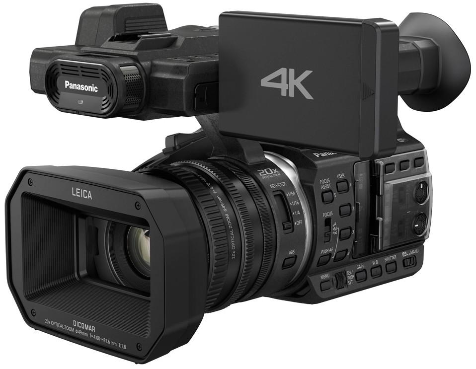Видеокамера Panasonic HC-X1000 Black