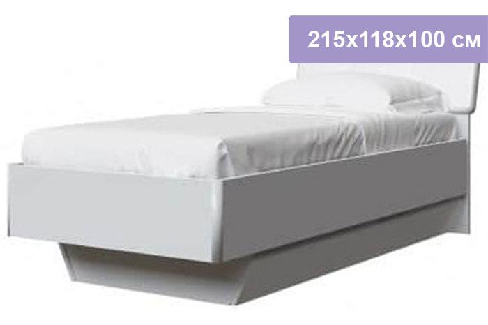 Односпальная кровать Интердизайн Белла …