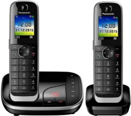 Радиотелефон Panasonic KX-TGJ322 Black