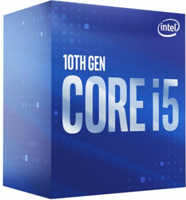 Процессор (CPU) Intel Core i5-10500 3.1GHz SRH3A BOX