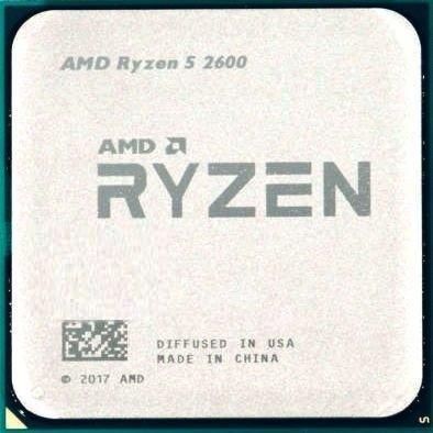 Процессор (CPU) AMD Ryzen 5 2600 3.4GHz OEM