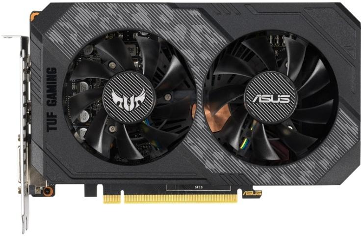 Видеокарта Asus GeForce GTX 1660 TUF Gaming 6Gb