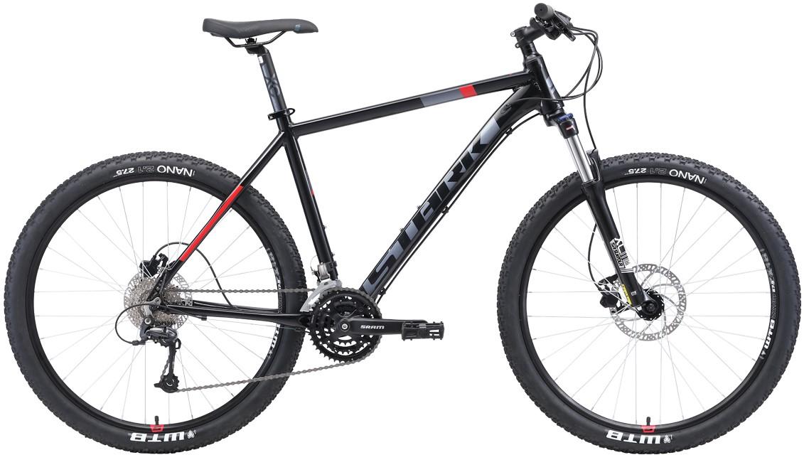 Велосипед Stark Armer 27.6 HD (2019) чё…