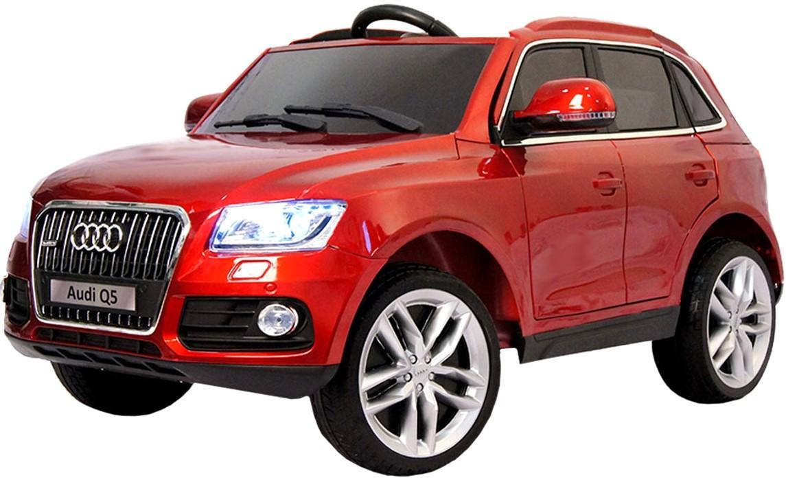 Электромобиль RiverToys Audi Q5 Cherry