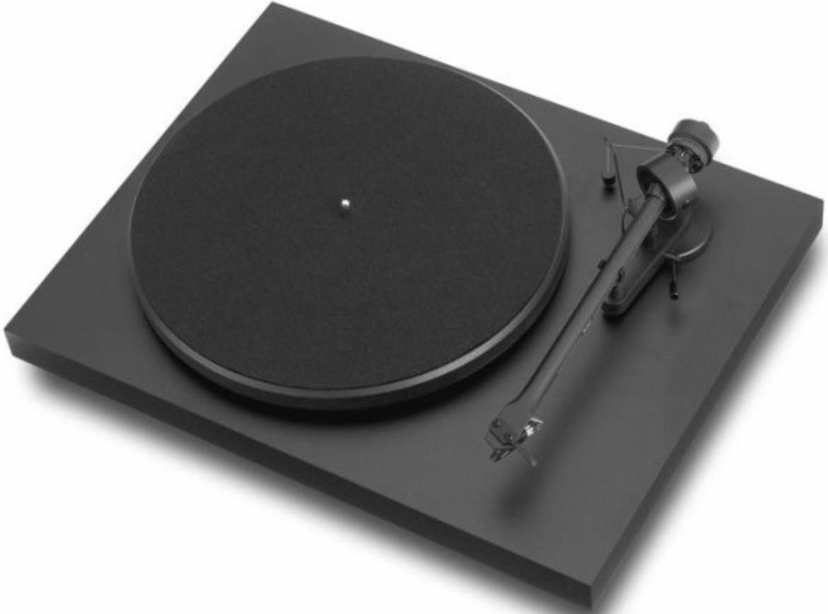 Проигрыватель Pro-Ject Debut III DC OM5E Black
