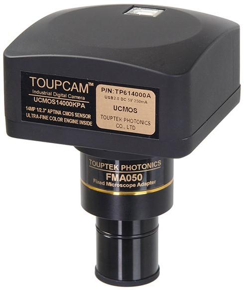Видеоокуляр Touptek ToupCam 14.0 MP