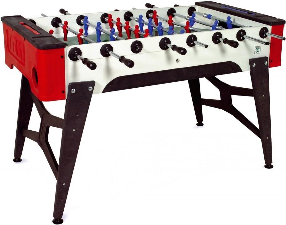 Игровой стол Norditalia Ricambi Storm F-1 Family Outdoor 5FT красный