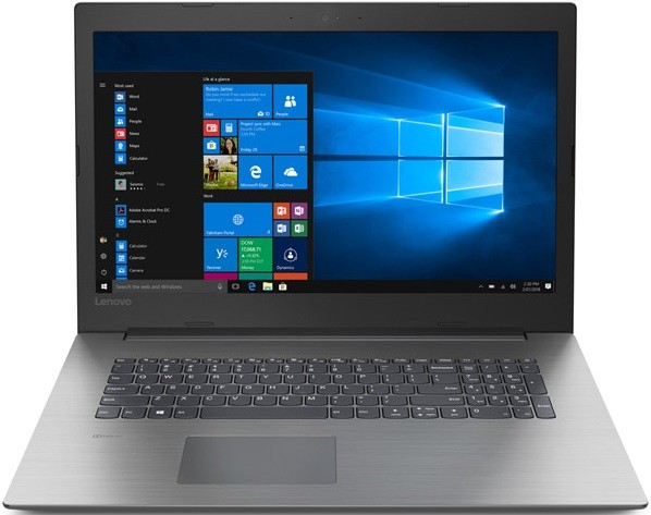 "Ноутбук Lenovo IdeaPad 330-17AST 17,3""/2,6GHz/4Gb/500Gb/W10 Black"