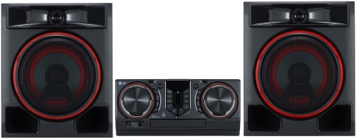 Музыкальный центр LG XBoom CL65DK