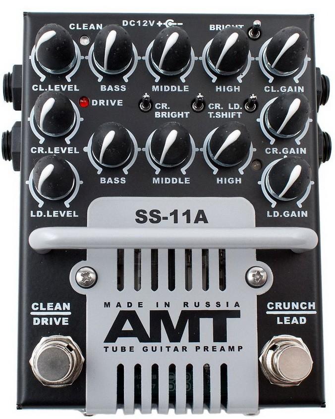 Усилитель для гитар AMT SS-11A (Classic)