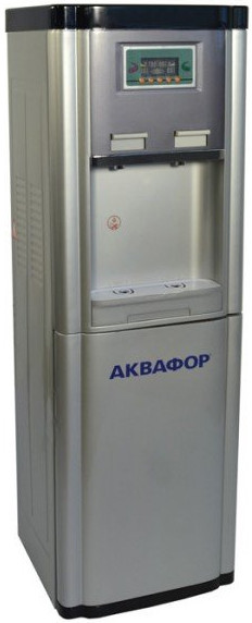 Фильтр-диспенсер Аквафор GX60LB-F-D Кристалл H