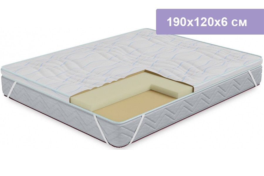Наматрасник Столплит Соник-Латекс 190x1…