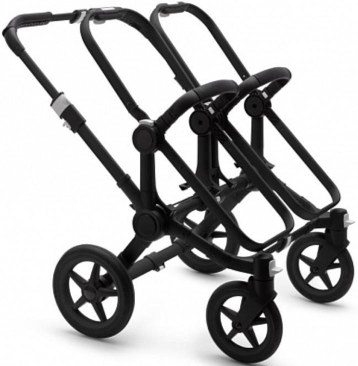 Основание коляски Bugaboo 180130ZW06 Black (шасси Black)