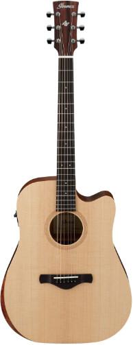 Акустическая гитара Ibanez AW150CE-OPN Artwood Dreadnought