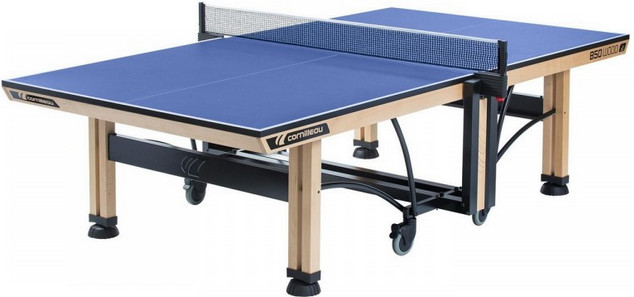Теннисный стол Cornilleau Competition 850 Wood Blue