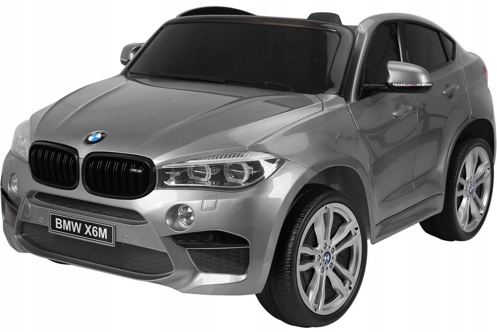 Электромобиль ToyLand BMW X6M Silver