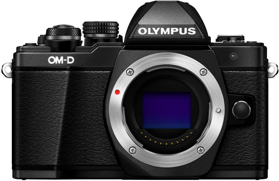 Фотоаппарат Olympus OM-D E-M10 Mark II Body Black