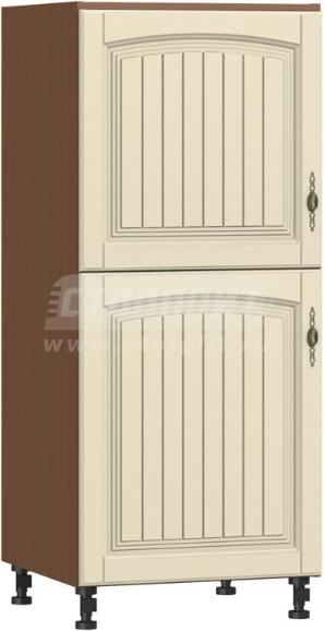 Пенал Столплит Регина 331-460-360-5373 дуб песочный/дуб ривер 60x142x56 см