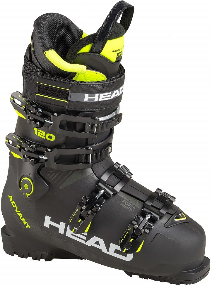 Ботинки Head Advant Edge 120 (2019/2020) Anthracite/Black 30.5 см