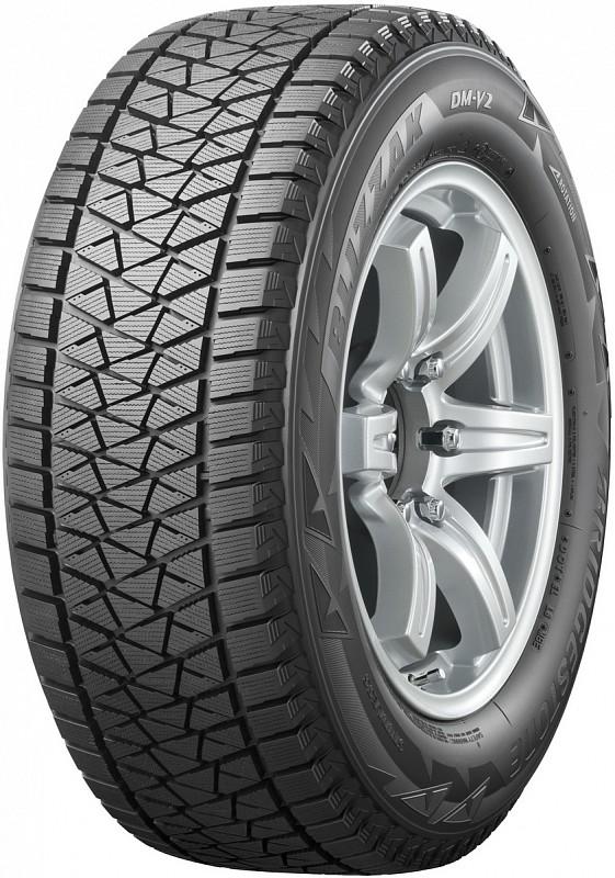 Комплект из 4-х шин Bridgestone Blizzak DM-V2 245/70 R17 110S (З)