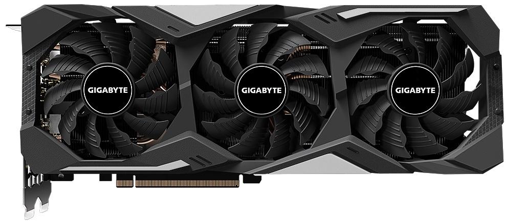 Видеокарта Gigabyte GeForce RTX 2080 Super Windforce OC 8Gb