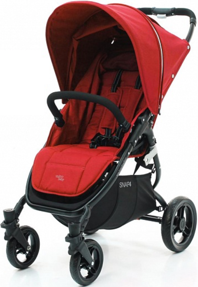 Коляска Valco Baby Snap 4 2в1 Fire Red