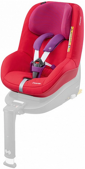 Автокресло Maxi-Cosi Pearl 2 Way Red OrChid (9-18 кг)