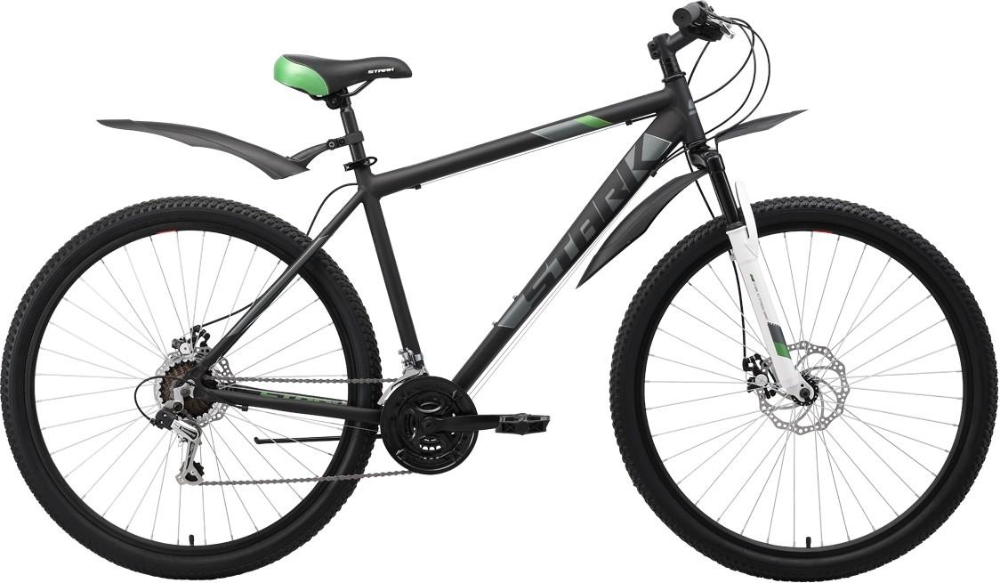 Велосипед Stark Tank 29.1 D (2019) чёрн…