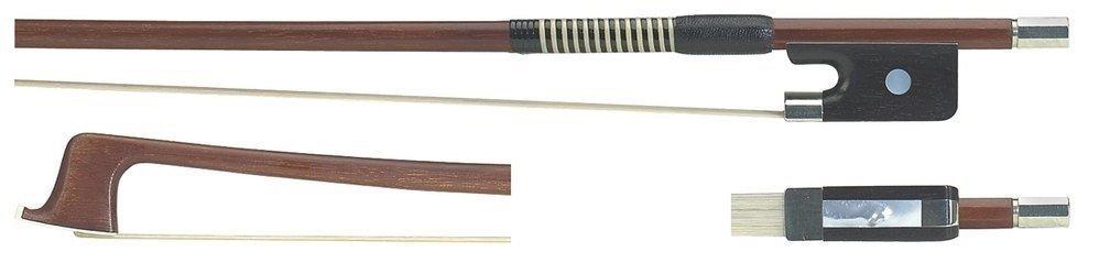 Смычок Gewa Double Bass Bow Brazil Wood Student German 3/4