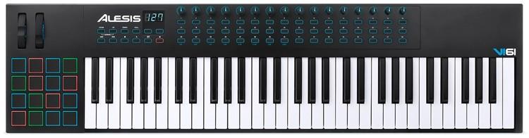 Миди-клавиатура Alesis VI61
