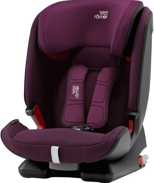Автокресло Britax Roemer Advansafix IV M Burgundy Red (9-36 кг)