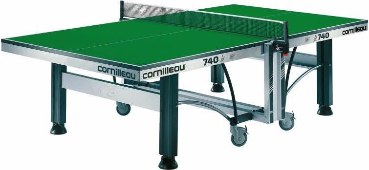 Теннисный стол Cornilleau Competition 740 Green