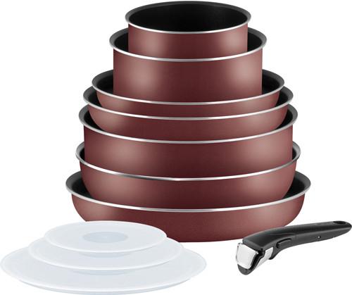 Набор посуды Tefal Ingenio 04175860 Red…