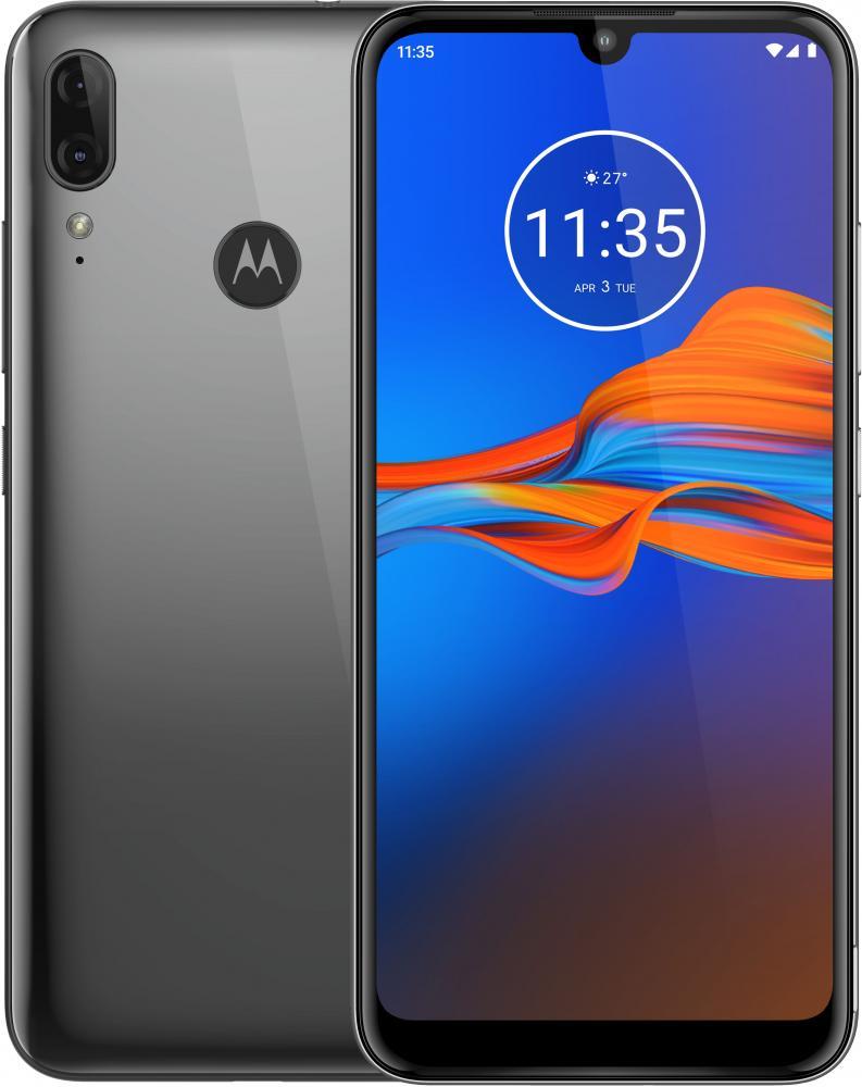 Смартфон Motorola Moto E6 Plus XT2025-2 LTE 2Gb 32Gb Graphite