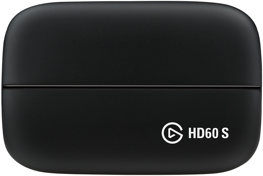 Видеозахват Elgato Game Capture HD60 S