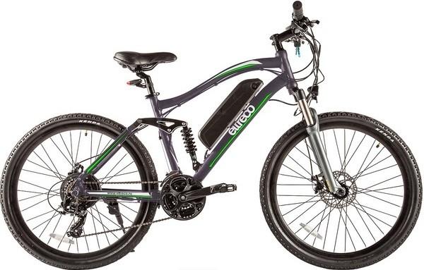 """Электровелосипед Eltreco FS-900 Grey 26"""""""
