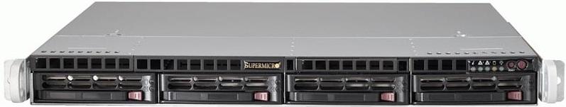 Серверная платформа Supermicro SuperServer 6018R-WTRT