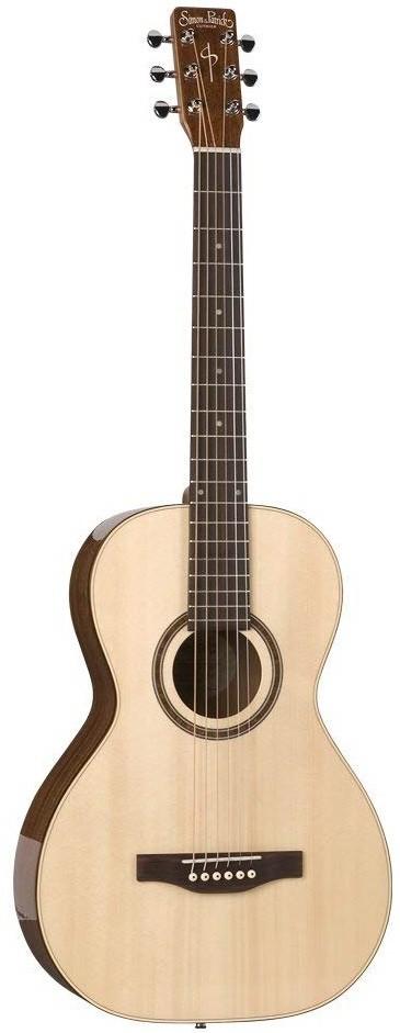 Акустическая гитара Simon&Patrick Woodl…