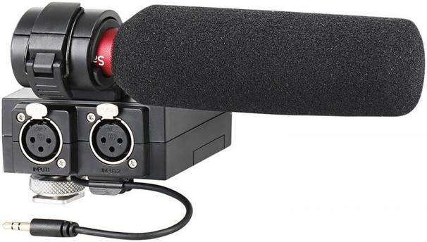 Микрофон-пушка Saramonic MixMic
