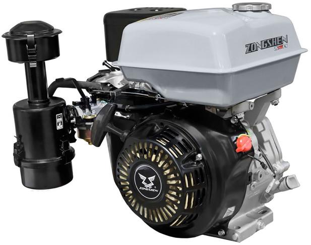 Двигатель Zongshen ZS177F-5 (без катушки, 9 л.с.)