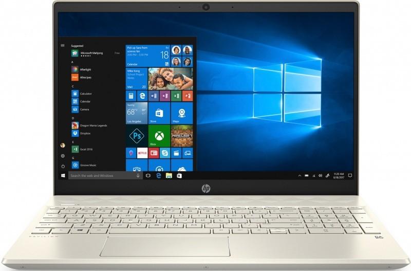 """Ноутбук HP Pavilion 15-cs2019ur 15,6""""/2,1GHz/4Gb/256GbSSD/W10 Gold"""