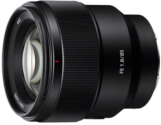 Объектив Sony FE 85mm f/1.8 SEL-85F18