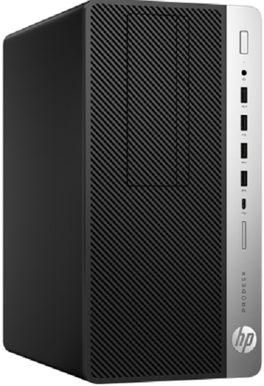 Компьютер HP ProDesk 600 G5 MT 3GHz/8Gb/256GbSSD/W10 Black