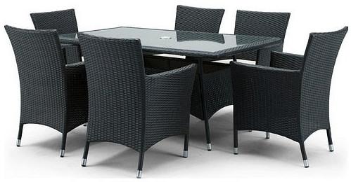 Комплект мебели Афина-Мебель AFM-170S/Y189D черный