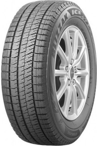 Комплект из 4-х шин Bridgestone Blizzak Ice 205/50 R17 89S (З)