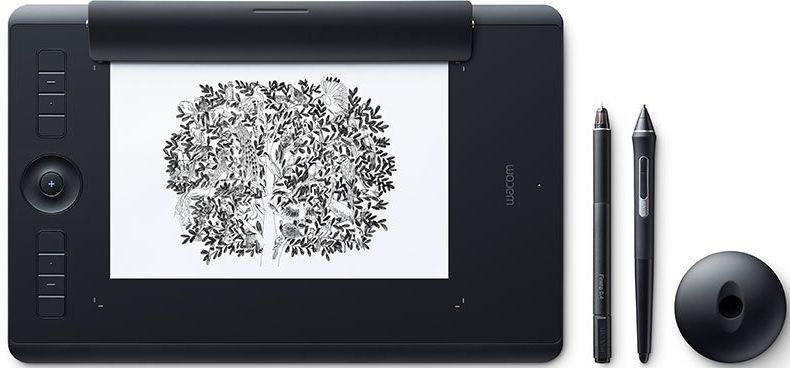 Графический планшет Wacom Intuos Pro Me…